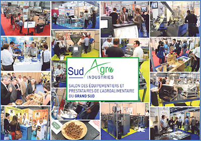 Salon sud agro industries chambre de commerce et d for Chambre de commerce et d industrie toulouse