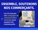 CAMPAGNE : ENSEMBLE, SOUTENONS NOS COMMERÇANTS.