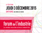Forum de l'Industrie